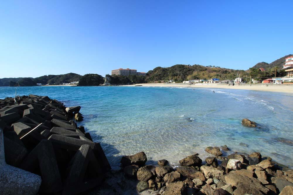 stranden japan