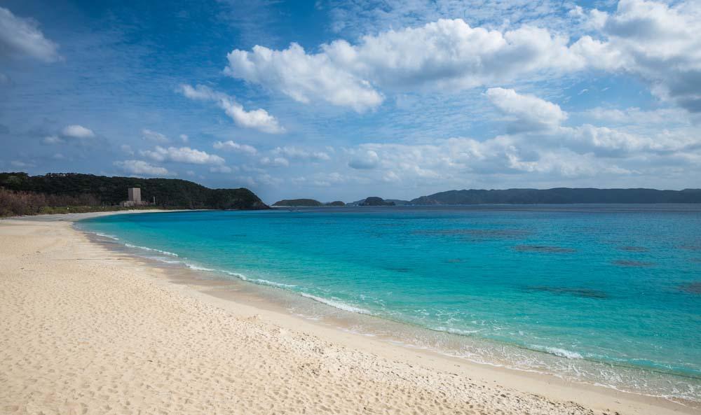 mooiste stranden japan