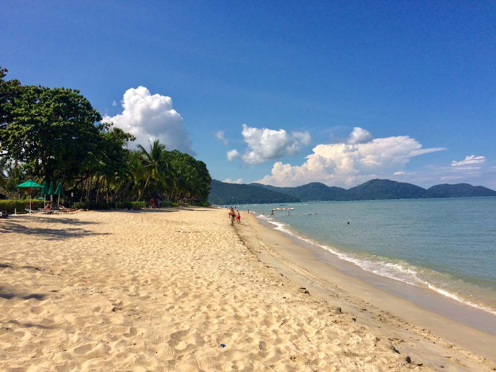 top 10 stranden maleisie