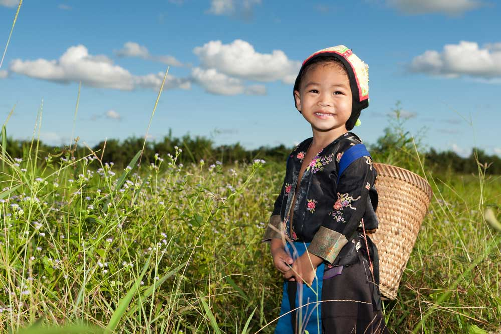 Reizen door Laos