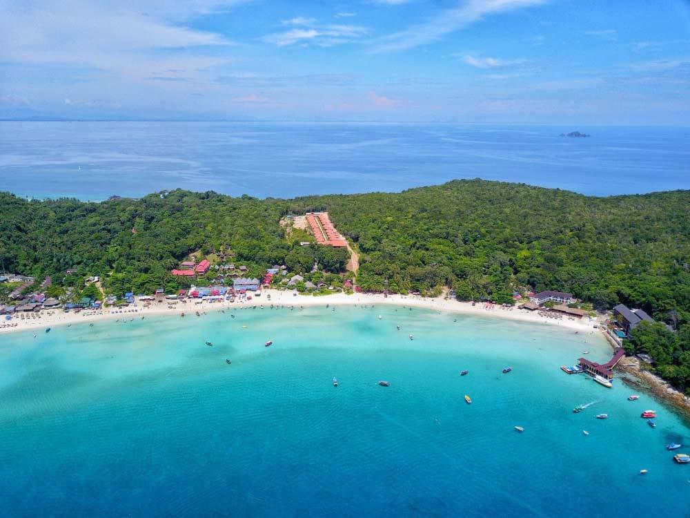 stranden maleisie