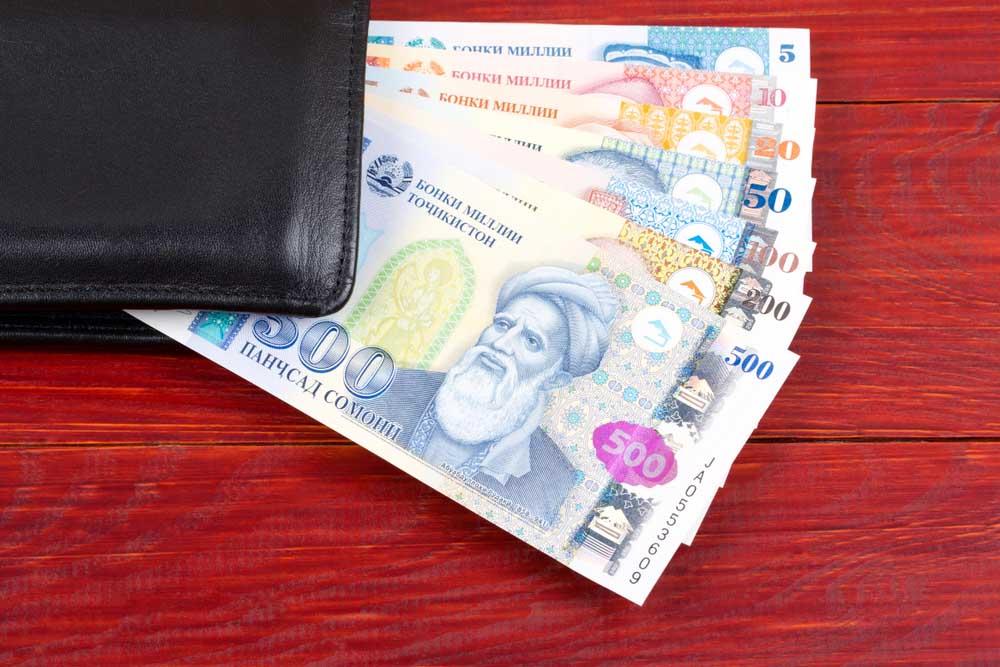 Geld Tadzjikistan