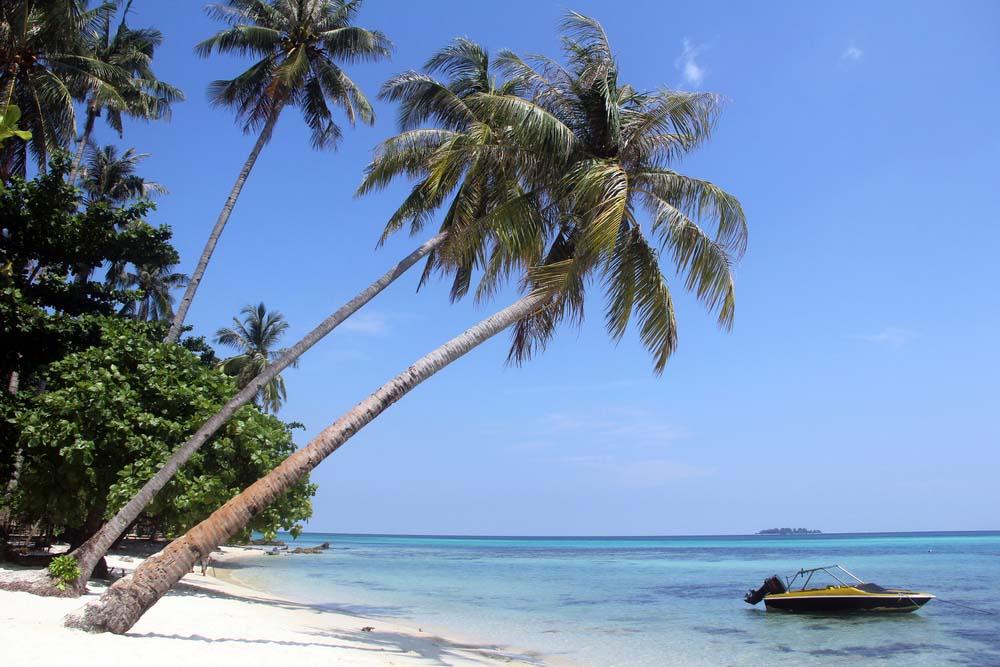 stranden indonesië